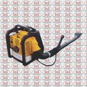 Soprador Costal a Gasolina 2 Tempos - Cilindrada 56,5 cc - Volume de Ar 1080 m3/hora - Tanque 1800 ml - BFG 600 - Buffalo