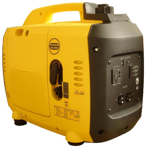Gerador de energia a Gasolina Monofásico 2.6 kVA Silenciado - IG2600 - Nagano
