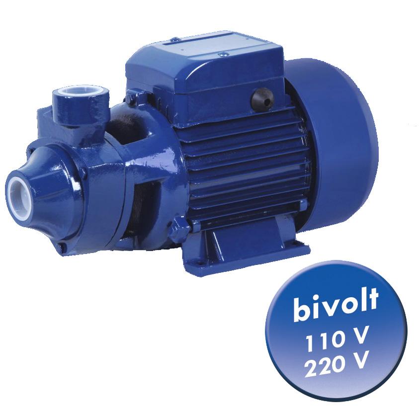 "Bomba D'Água Elétrica Periférica 1/2 HP, 1"" - QB60 - Tander"