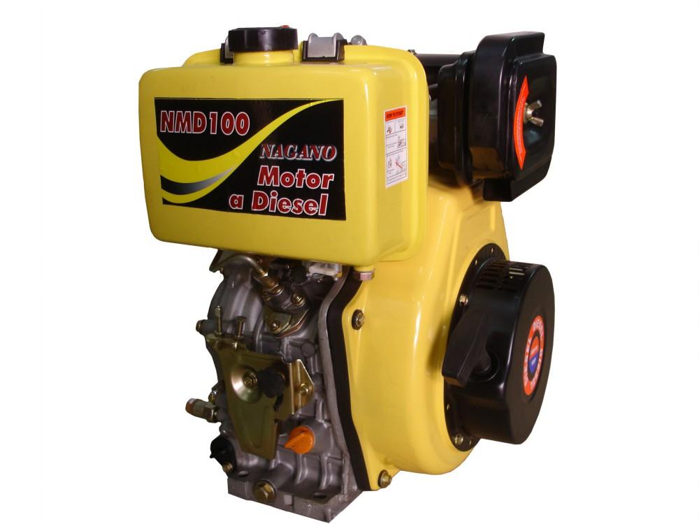 Motor a Diesel - 4 Tempos - 10.0 HP - NMD100 - Nagano