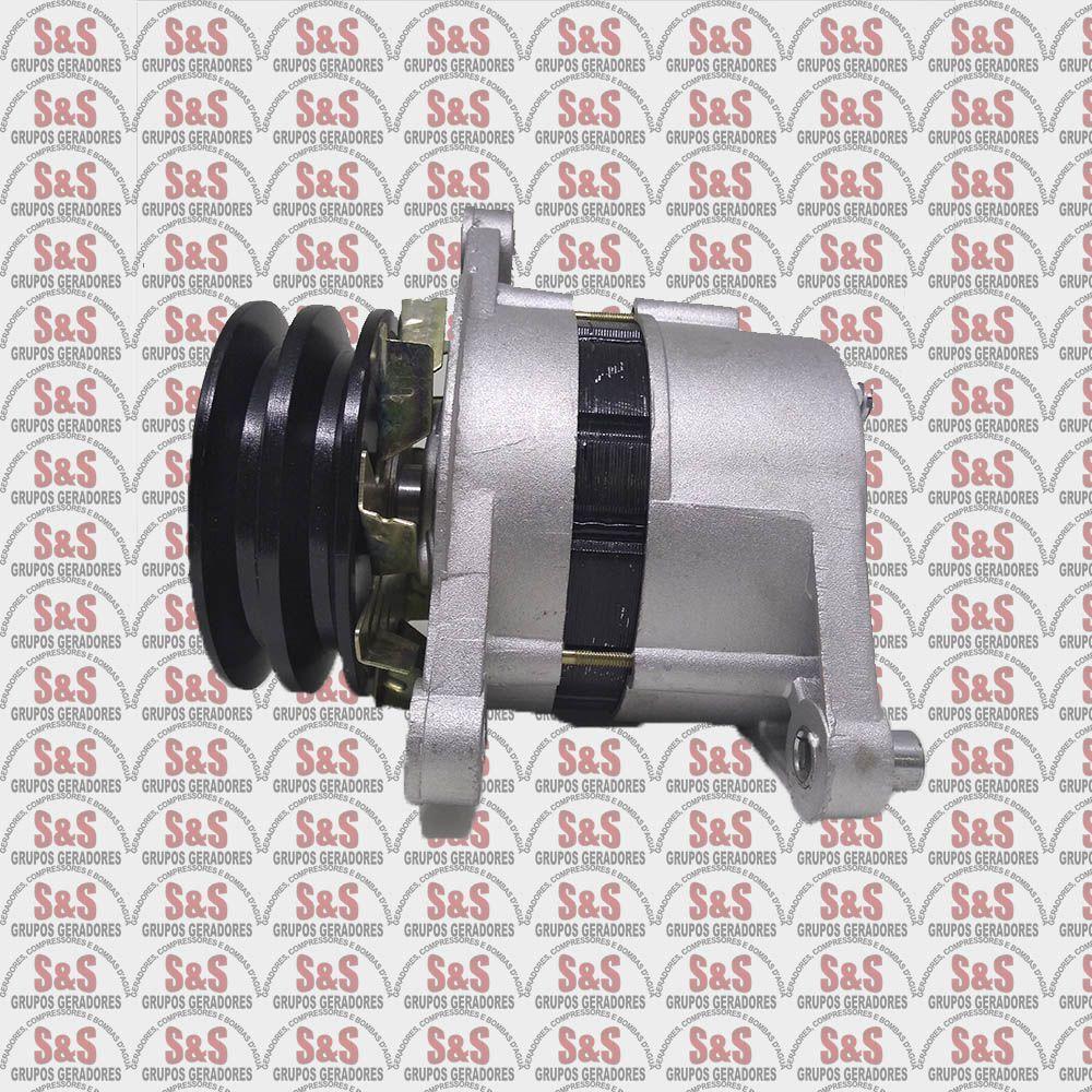 Alternador do Motor em Aço Carbono Toyama 60KVA