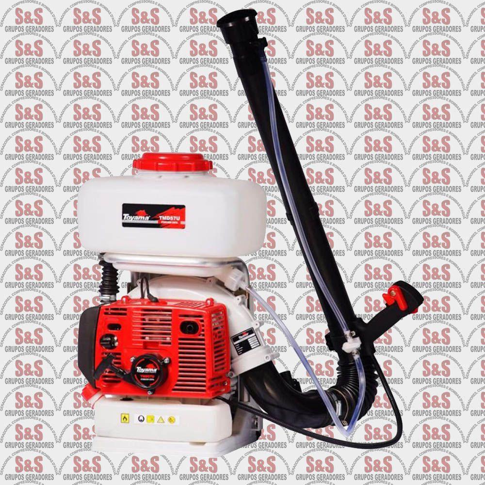 Atomizador a Gasolina - 3CV - 2 Tempos - TMD57U - Toyama