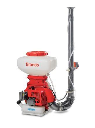 Atomizador Costal à Gasolina 59,2CC - BRANCO