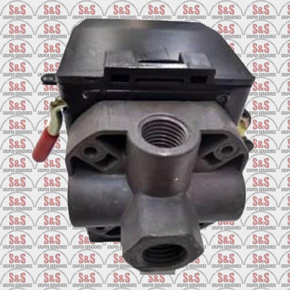 Automático 135/175 lbf 4- Vias