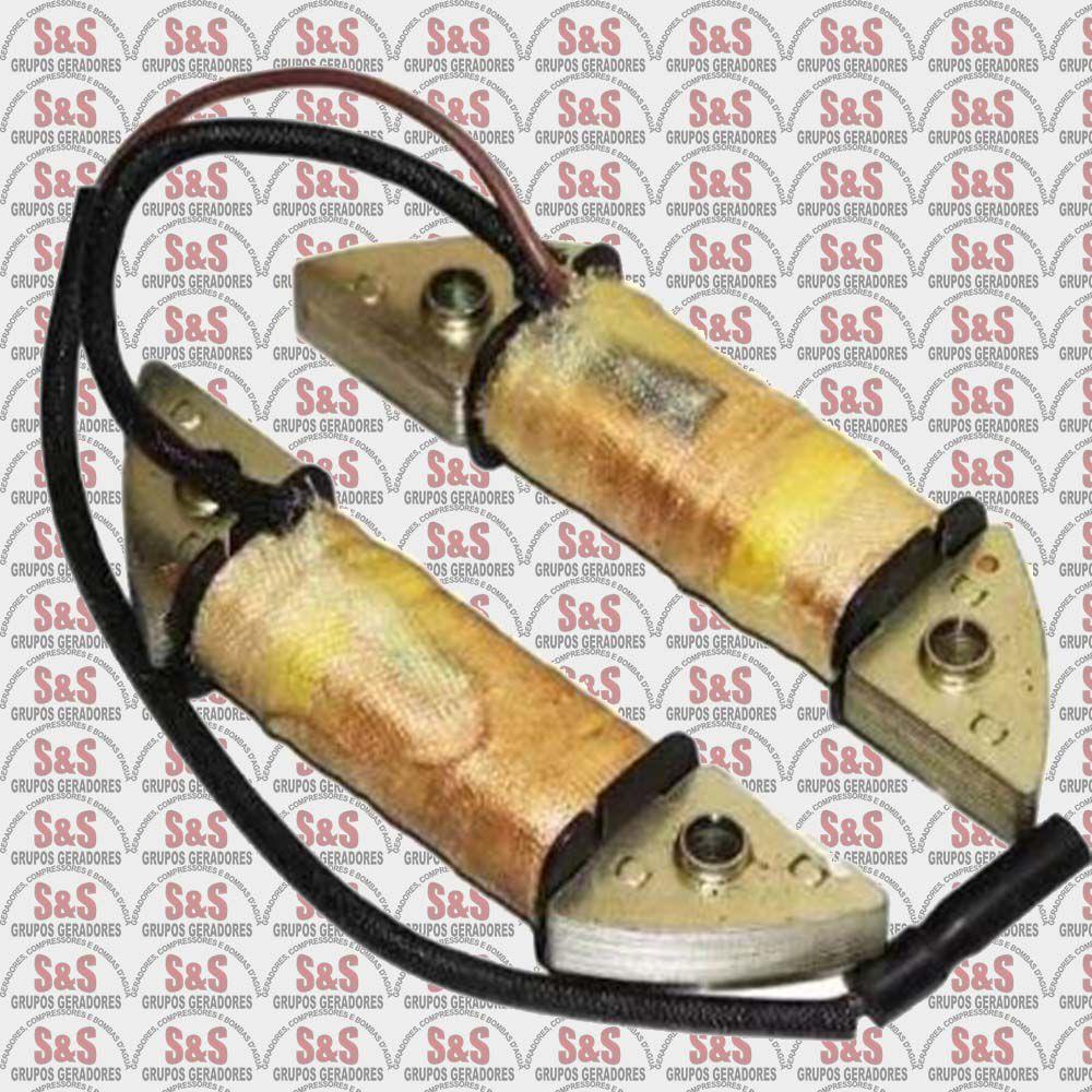 Bobina Carga Bateria Partida Elétrica Motor 5.5