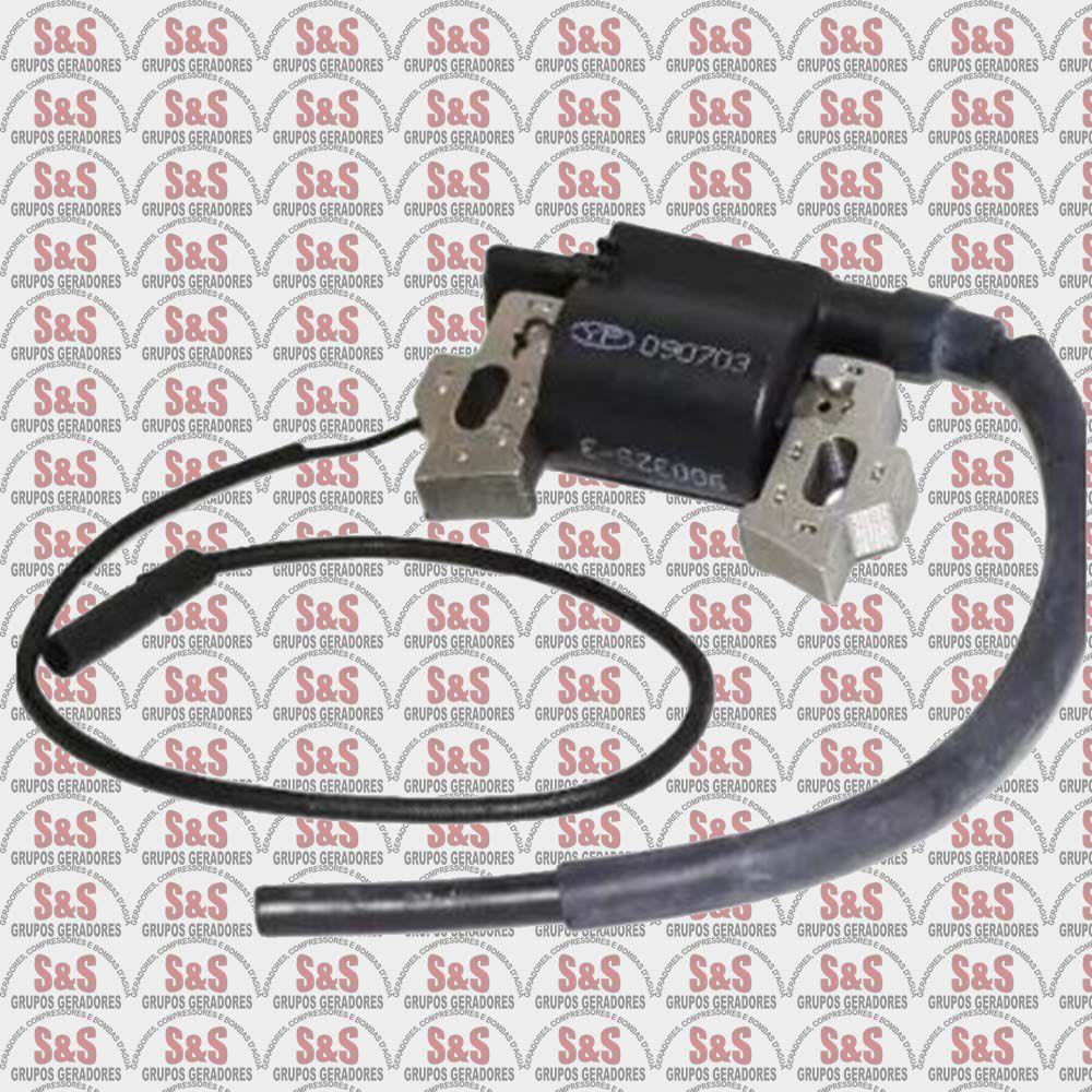 Bobina de Ignição Motor 5.5 / 6.5 / 7.0 HP Branco / Toyama / Honda