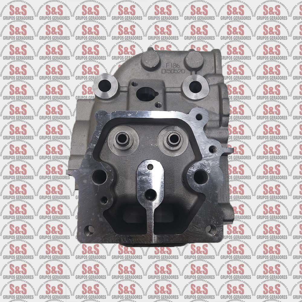 Cabeçote Motor Diesel Branco  BD10.0