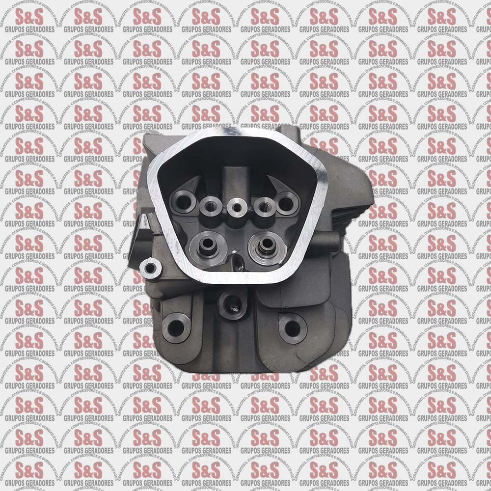 Cabeçote Motor Gasolina 13.0HP - Toyama/Branco/Motomil