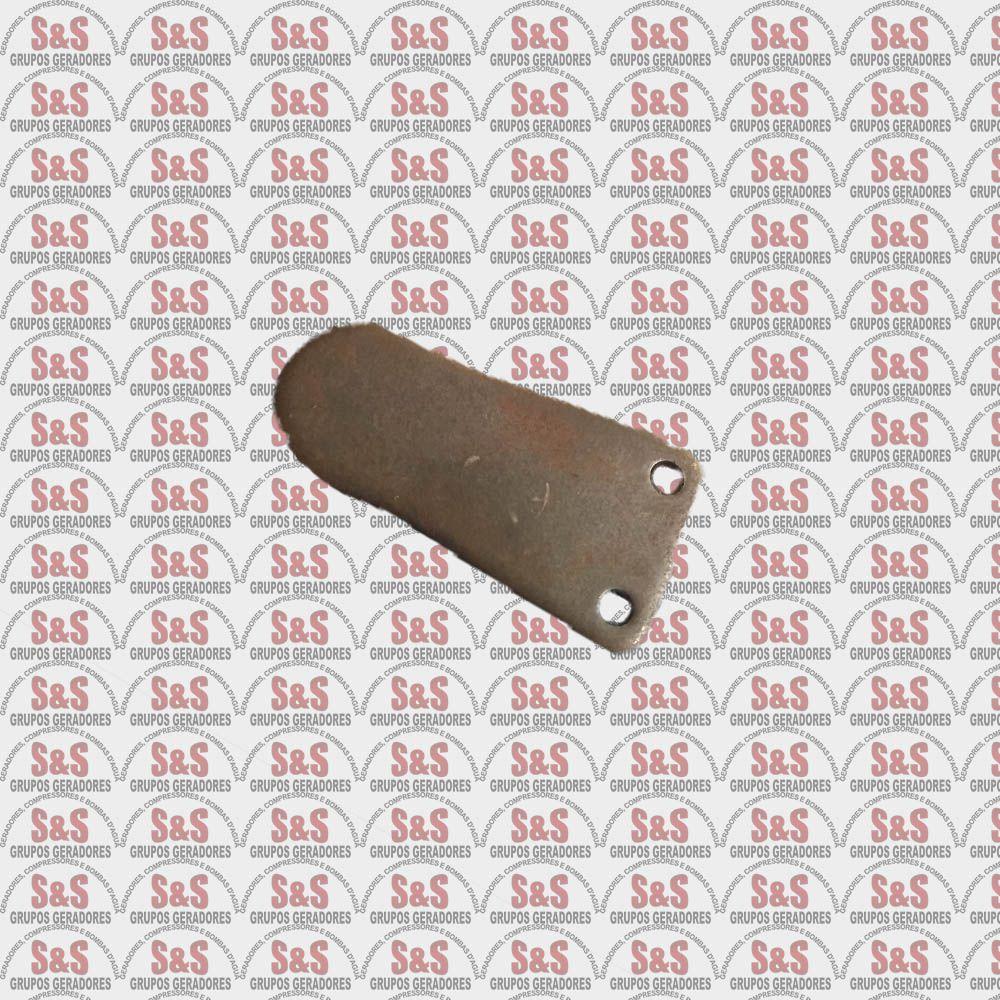 Calço Palheta Superior BP 1,5mm|CMAV-20I|CMV-30|40
