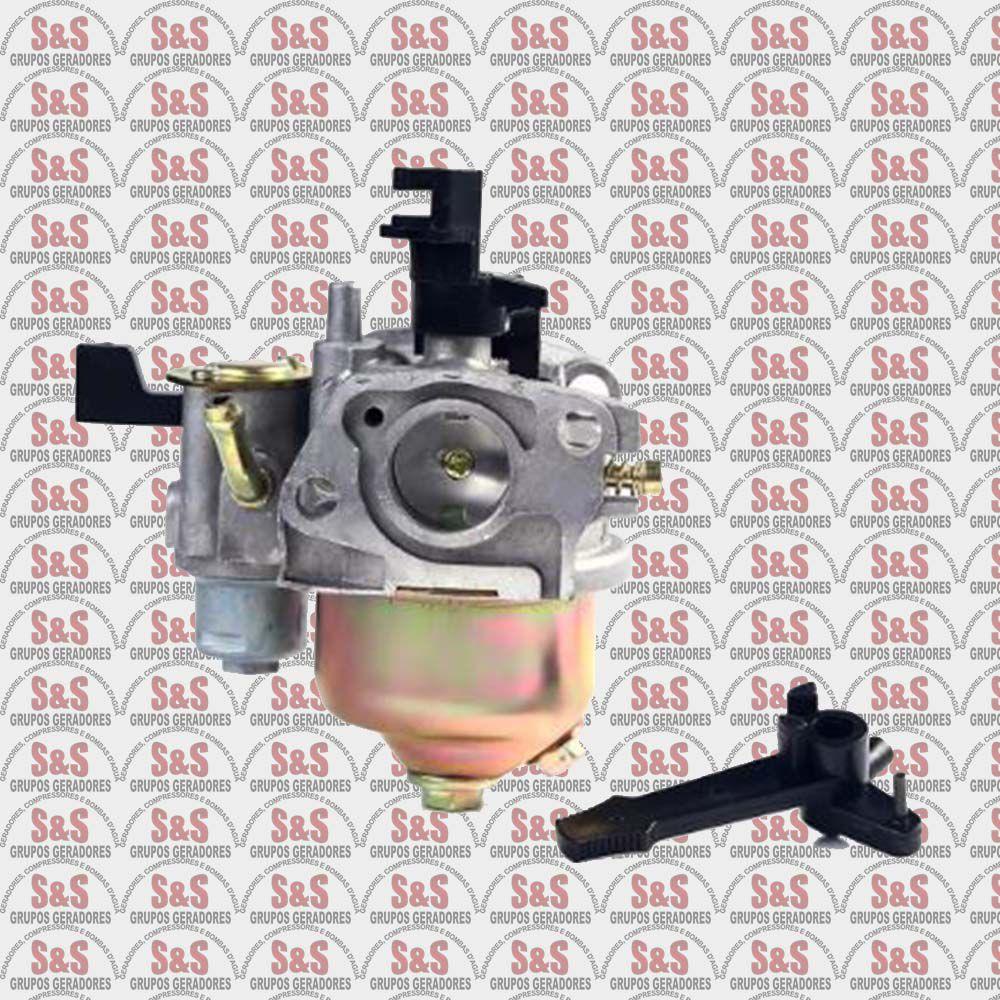 Carburador Completo  Motor 15.0 HP- Multimarcas