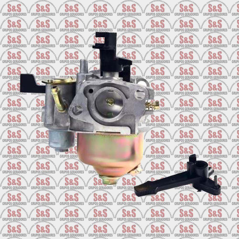 Carburador Completo 8.0HP- Multimarcas
