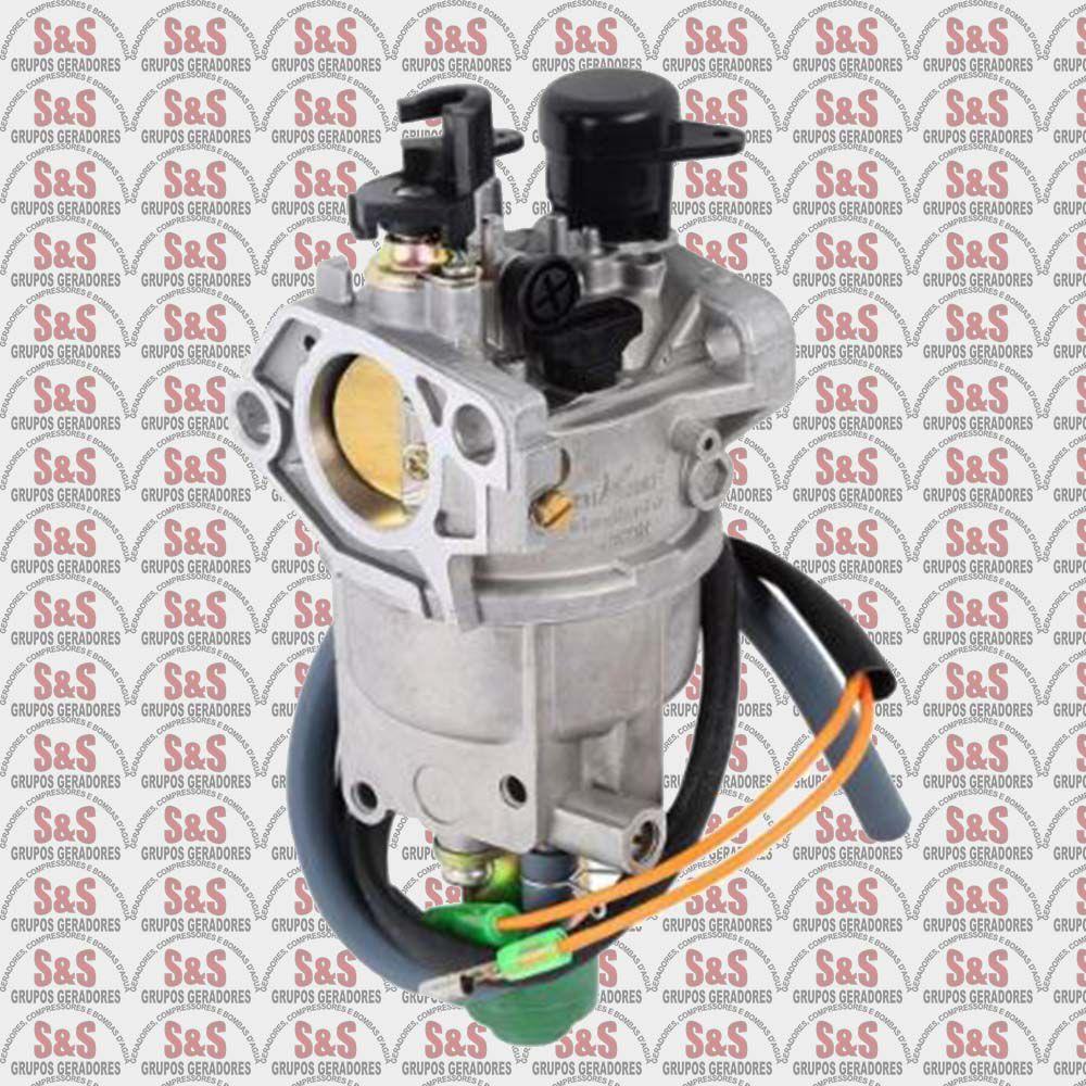 Carburador Completo Gerador Gasolina 6500 / 8000 - Multimarcas