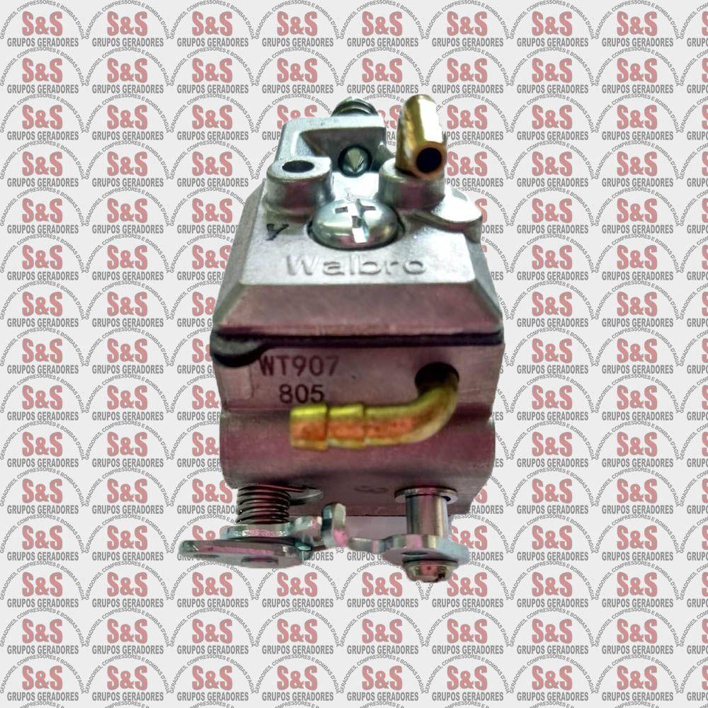Carburador Completo Motosserra Toyama TCS46