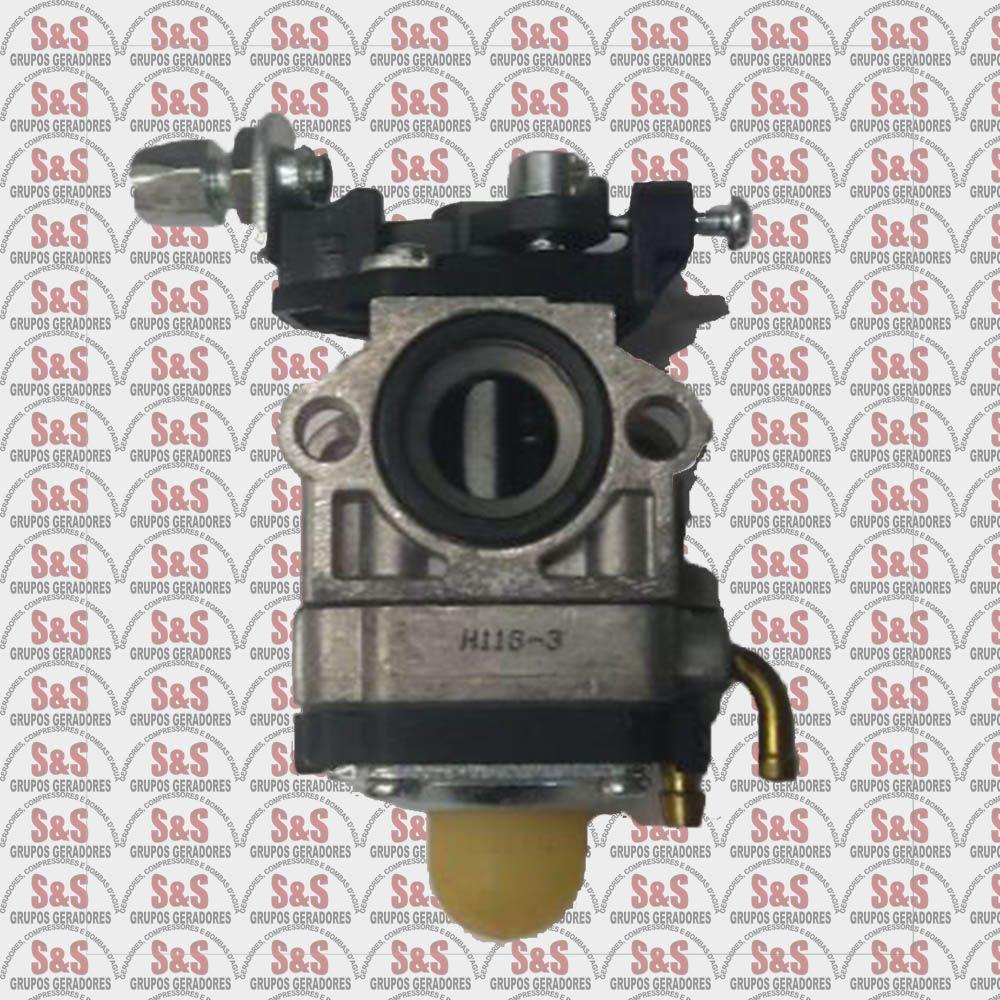Carburador Roçadeira Garthen CG-420B