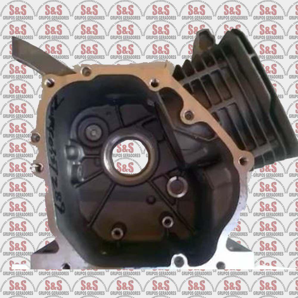 Carcaça Cilindro Motor Gasolina 5.5/6.5- Toyama/Branco/Motomil