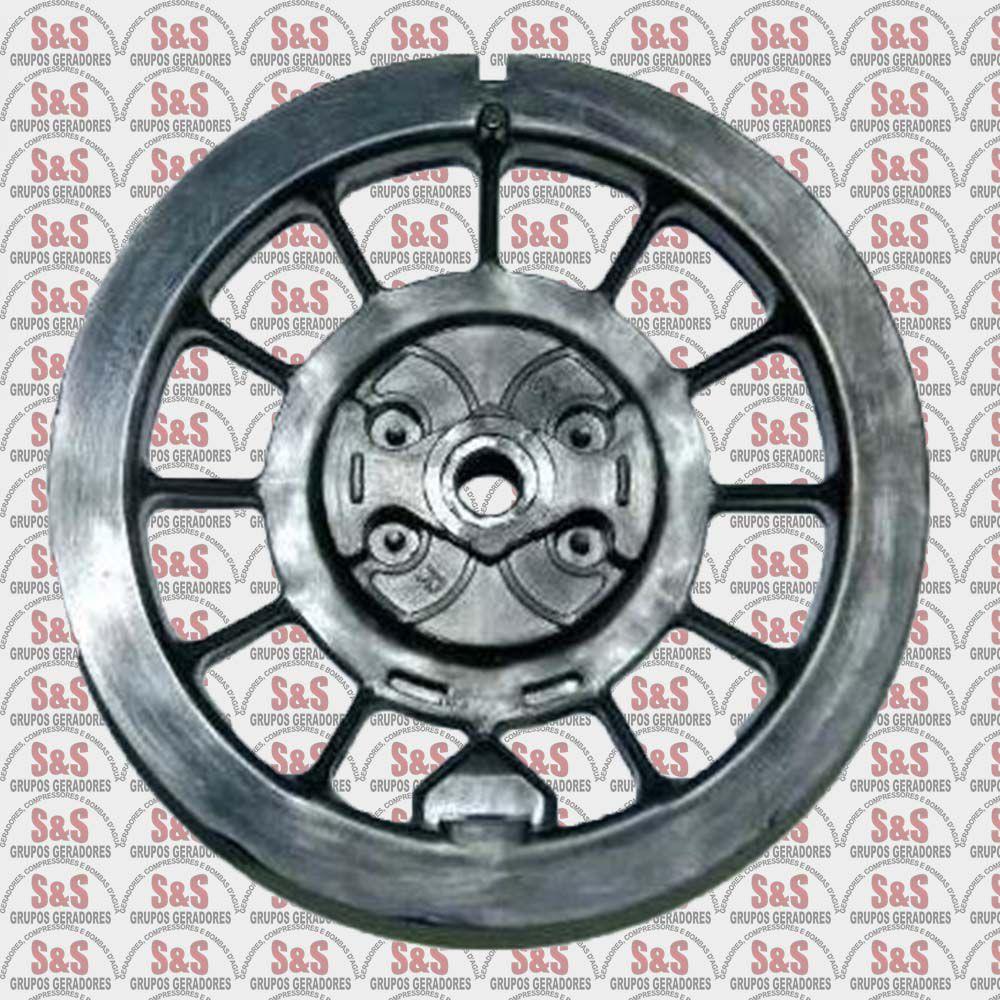 Carretel Retrátil Motor Gasolina 5.5/6.5