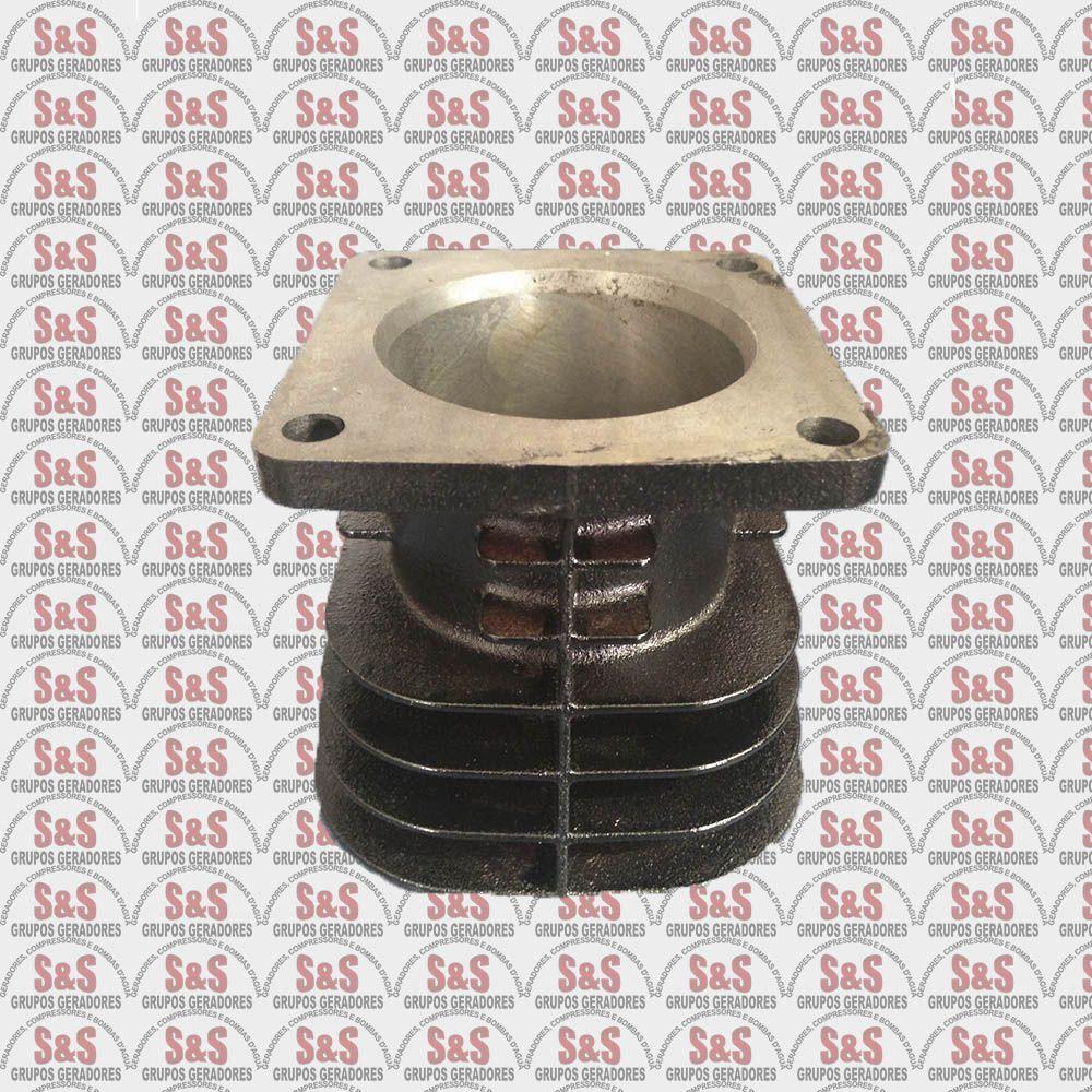 Cilindro 65MM Compressor de Ar Motomil MBV-10   CMV-10
