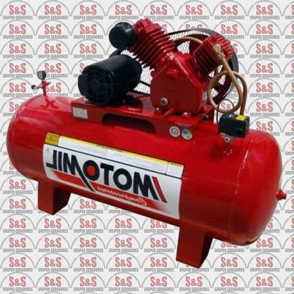 Compressor de Ar - Trifásico - MAV15/200 - Motomil