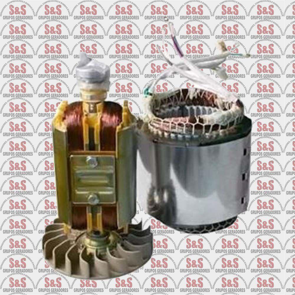 Conjunto Alternador Completo TG2800CX/CXE