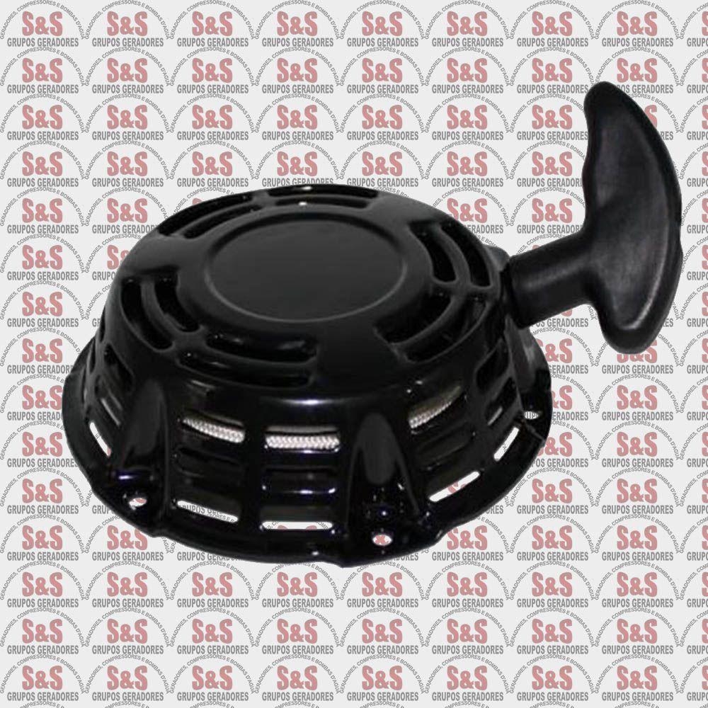 Conjunto Partida Retratil Motor 5.5/6.5 HP - Multimarcas