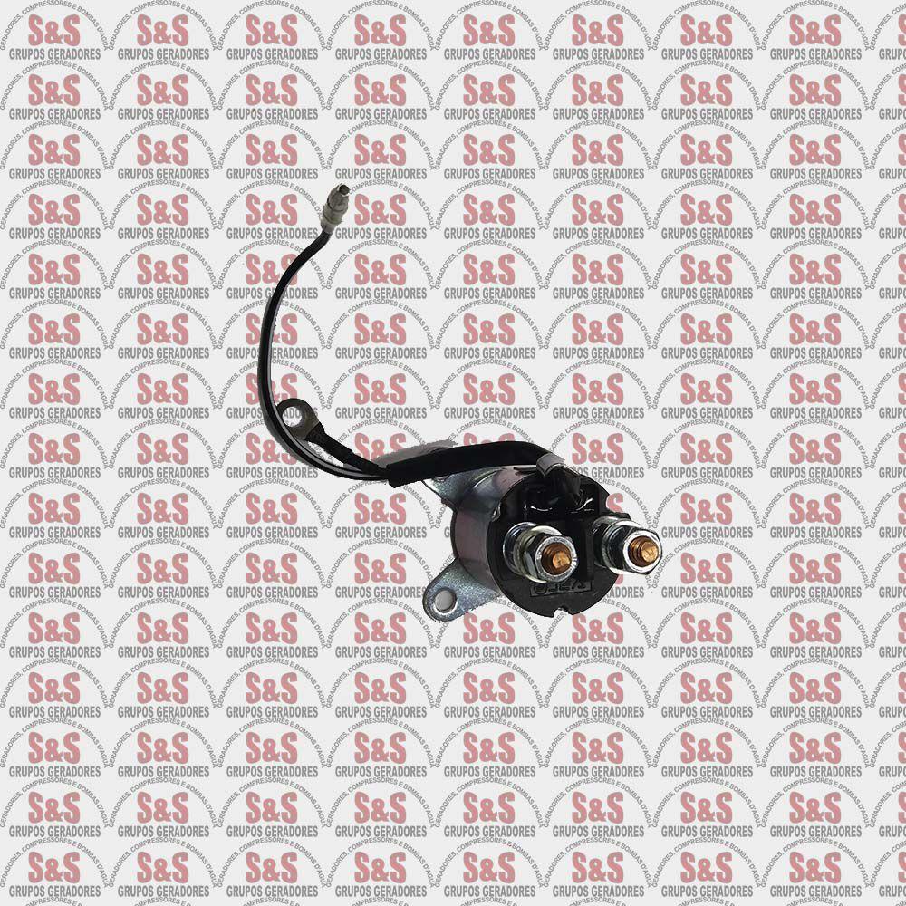 Conjunto Rele de  Partida Motor Gasolina 5.5/6.5/7.0/2500L (E)
