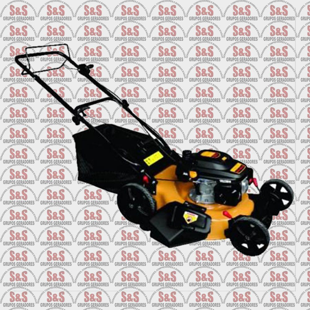 Cortador de Grama a Gasolina - Motor de 6,5CV - 4 Tempos - Diâmetro de Corte 53 Polegadas - BFGT53SLR - Buffalo