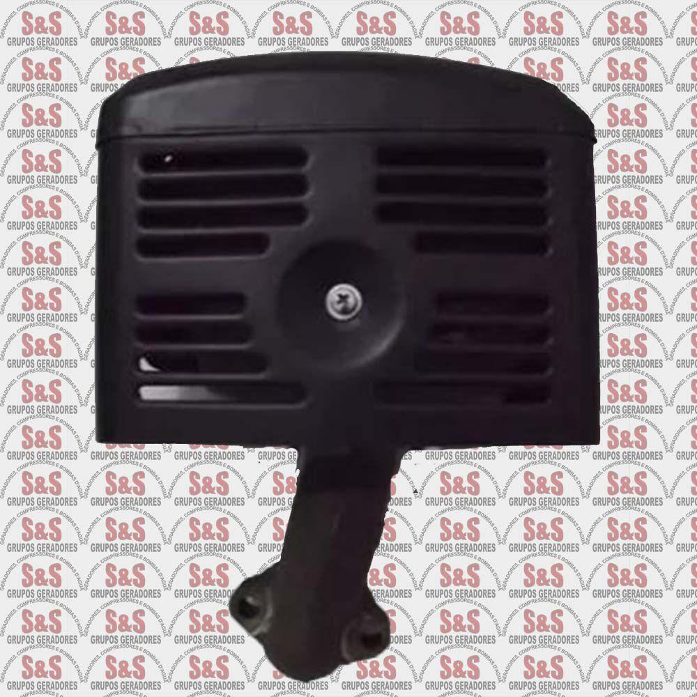 Descarga Motor 13Hp - Toyama/Branco/Motomil/Honda