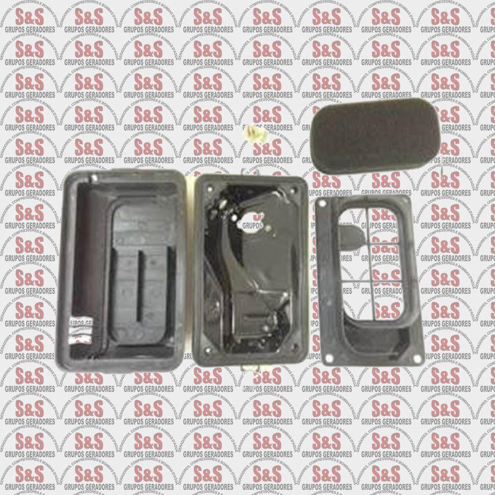 Filtro De Ar Completo Gerador 2500/3000w Gasolina