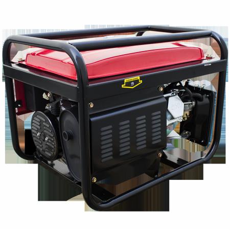 Gerador de energia a Gasolina 3 Kva Monofásico Partida Manual - NG3000 - Nagano