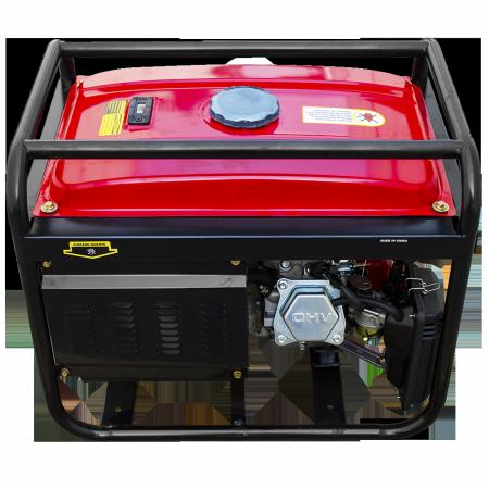 Gerador de energia a Gasolina 3 Kva Monofásico Partida Elétrica - NG3000E - Nagano