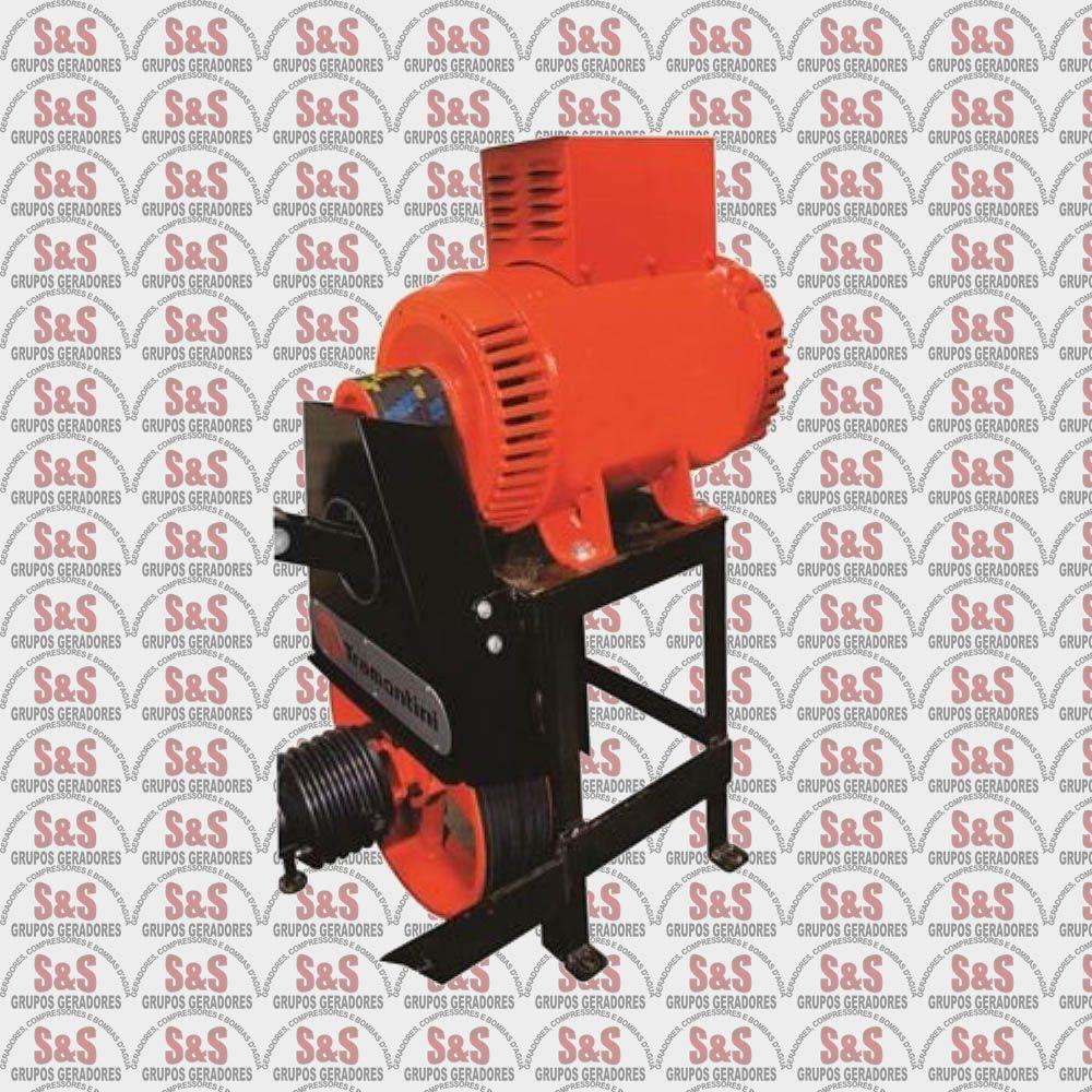 Gerador Tratorizado - Trifásico 220/380v - 50KVA - TT50 - Tramontini