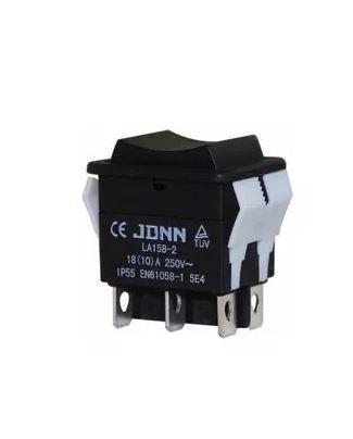Interruptor de Comando- Guincho de Coluna Motomil- H-A101/H-A105