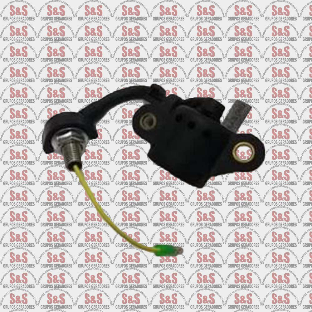 Interruptor Nivel de Óleo- 5.5/6.5 HP - Toyama/Branco/Motomil