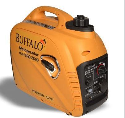Inverter Buffalo 127V - BFG 2500- Partida Manual