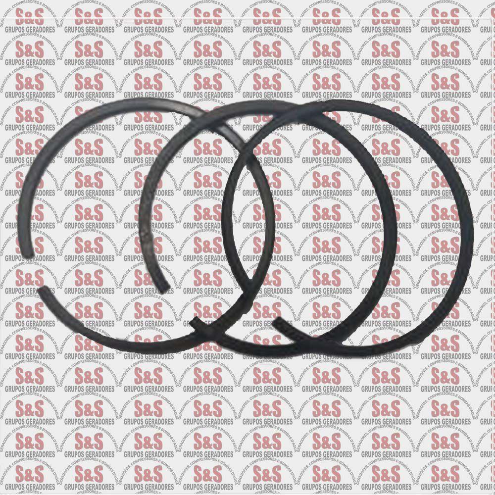 Jogo de Aneis Compressor de Ar CMV 6,0/ CMV 10