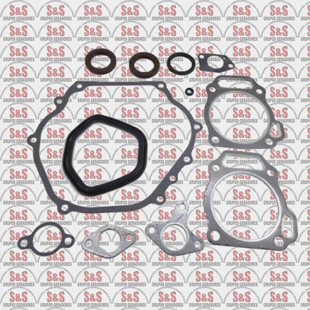 Jogo de Junta-Motor Gasolina-5.5/6.5HP