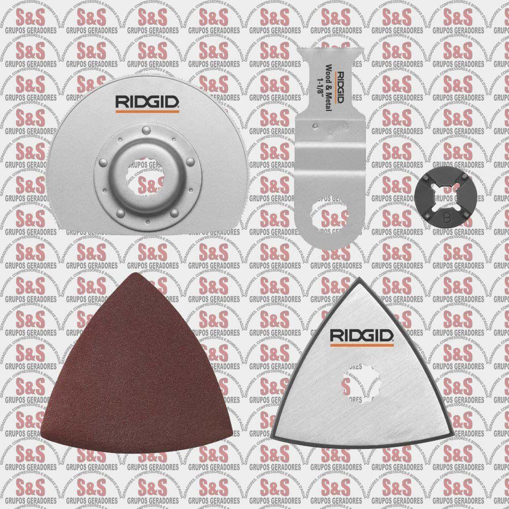 Kit Jobmax Multi-Tool Starter - Ridgid
