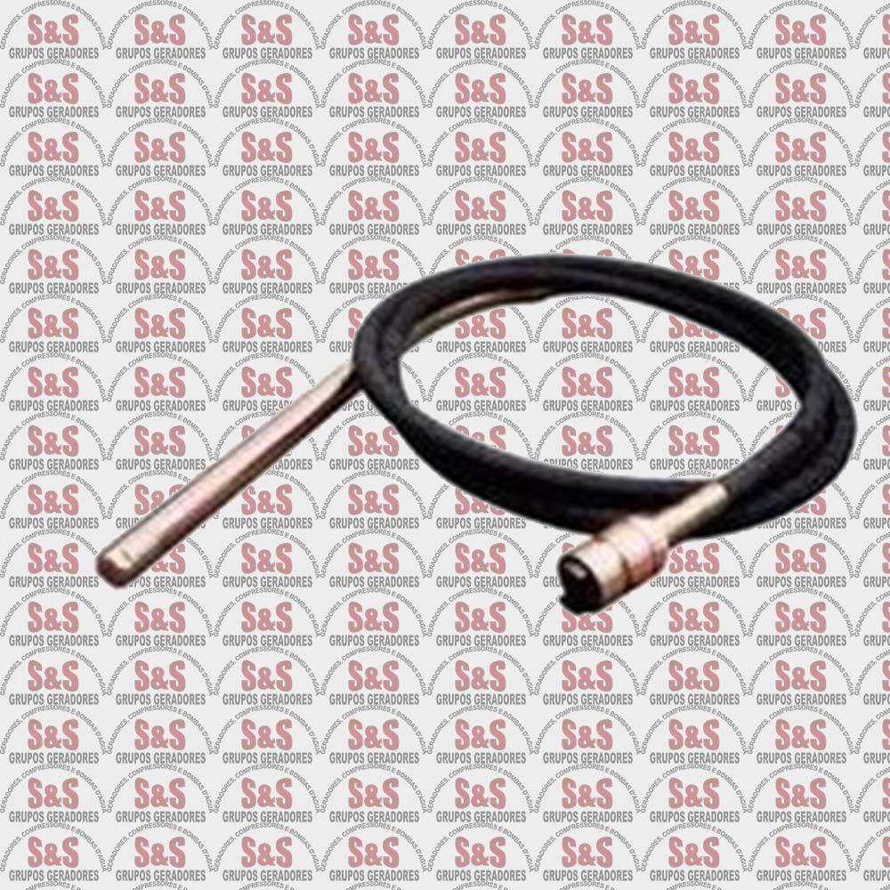 Mangote Vibrador de Concreto 32mm x 5m - ZNW325M - Toyama