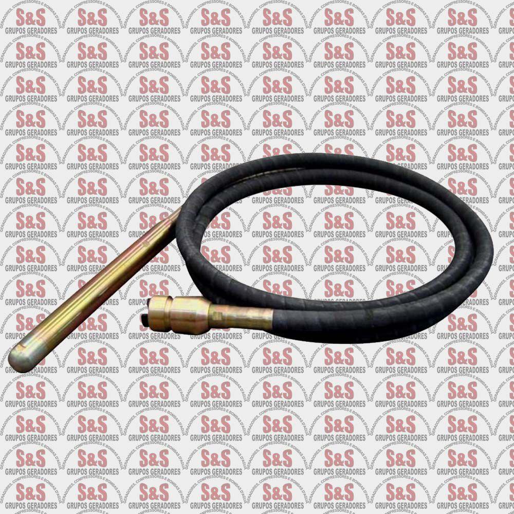 Mangote Vibrador de Concreto 45mm x 5m - ZNW455M - Toyama