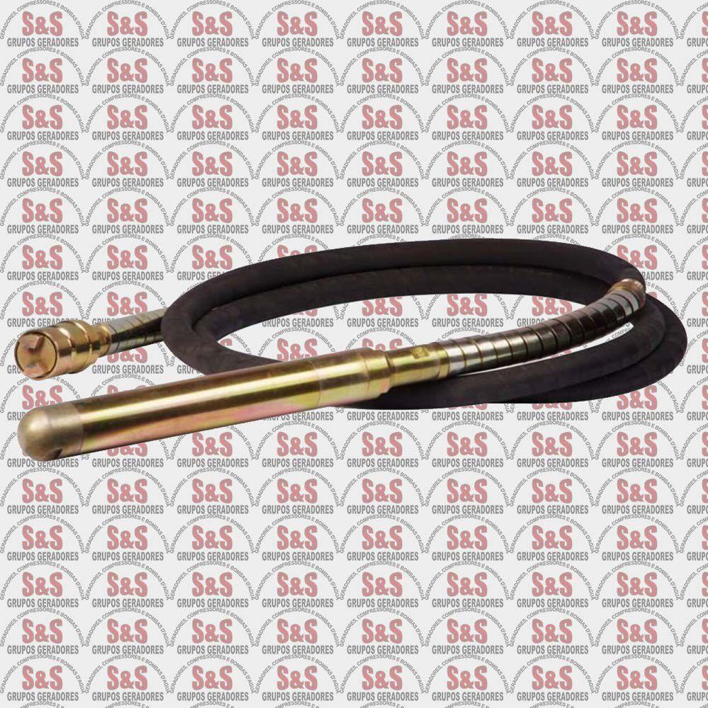 Mangote Vibrador de Concreto 60mm x 5m - ZNW605M - Toyama