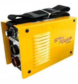 Maquina Inversor De Solda- Vulcan SP140M 140 Amperes 220 VOLTS SPIN POWER
