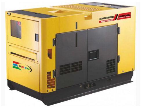 346529af4e0 Gerador de Energia a Diesel 22KVA - Trifásico - Partida Elétrica -  MDGT20ES2 - Motomil - SS GERADORES