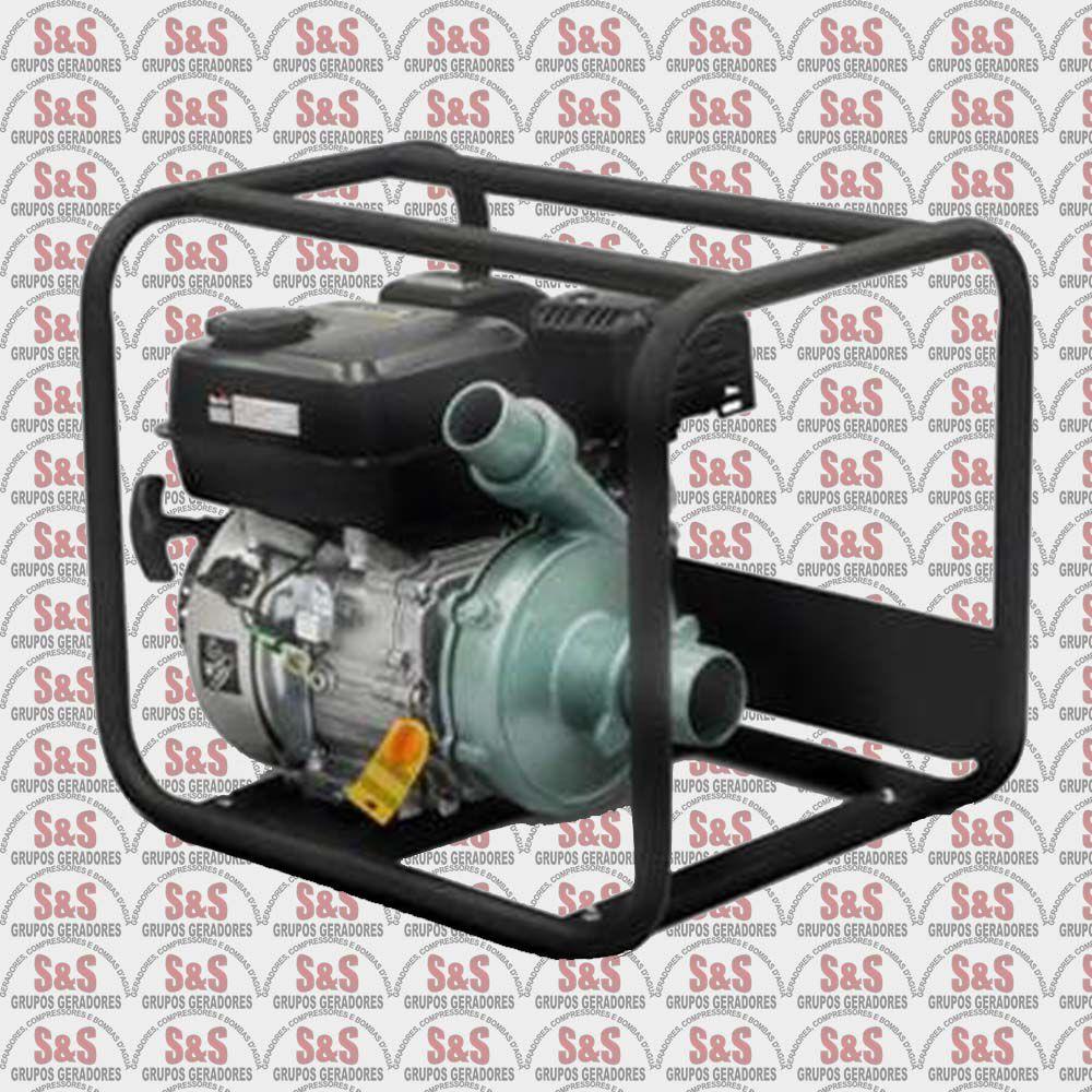 "Motobomba a Gasolina-2 ½"" x 2"" Polegadas-Centrifuga-Motor 7.0 HP- Part. Manual- TWP50CXP- Toyama"