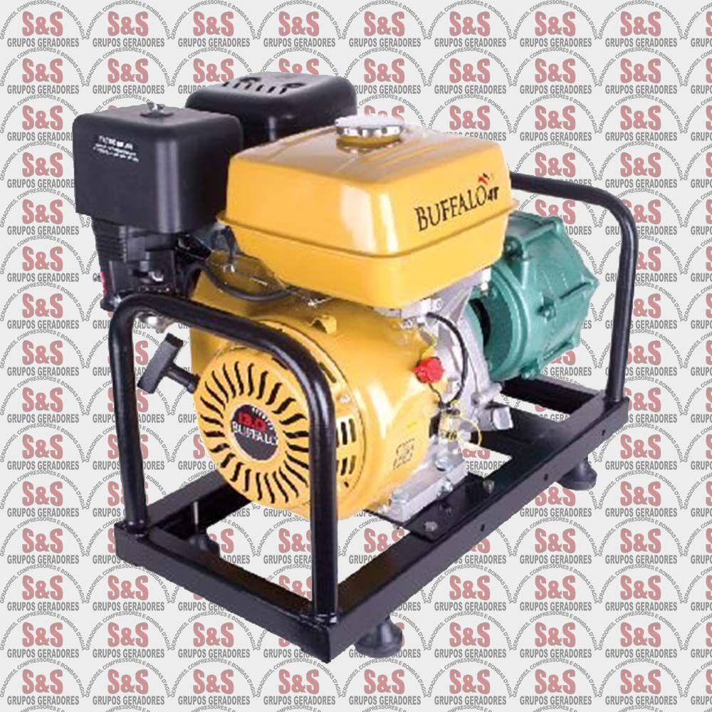 """Motobomba a Gasolina de 1.1/2"""" x 1.1/2"""" Polegadas - Multi Estagio - Motor de 13,0 CV a 3.600 rpm - BFG P15/3 - Buffalo"""