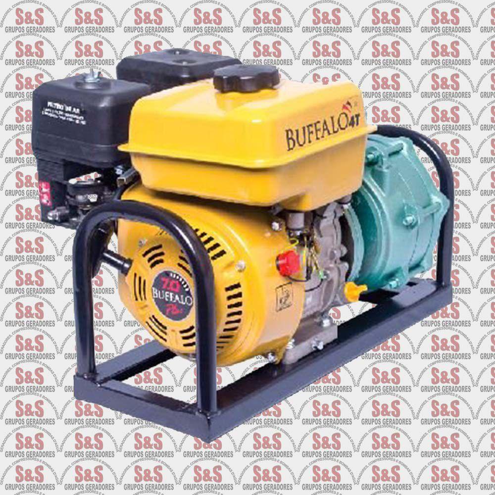 """Motobomba a Gasolina de 1.1/2"""" x 1.1/2"""" Polegadas - Multi Estagio - Motor de 7,0 CV  a 3.600 rpm - BFG P15/2 - Buffalo"""