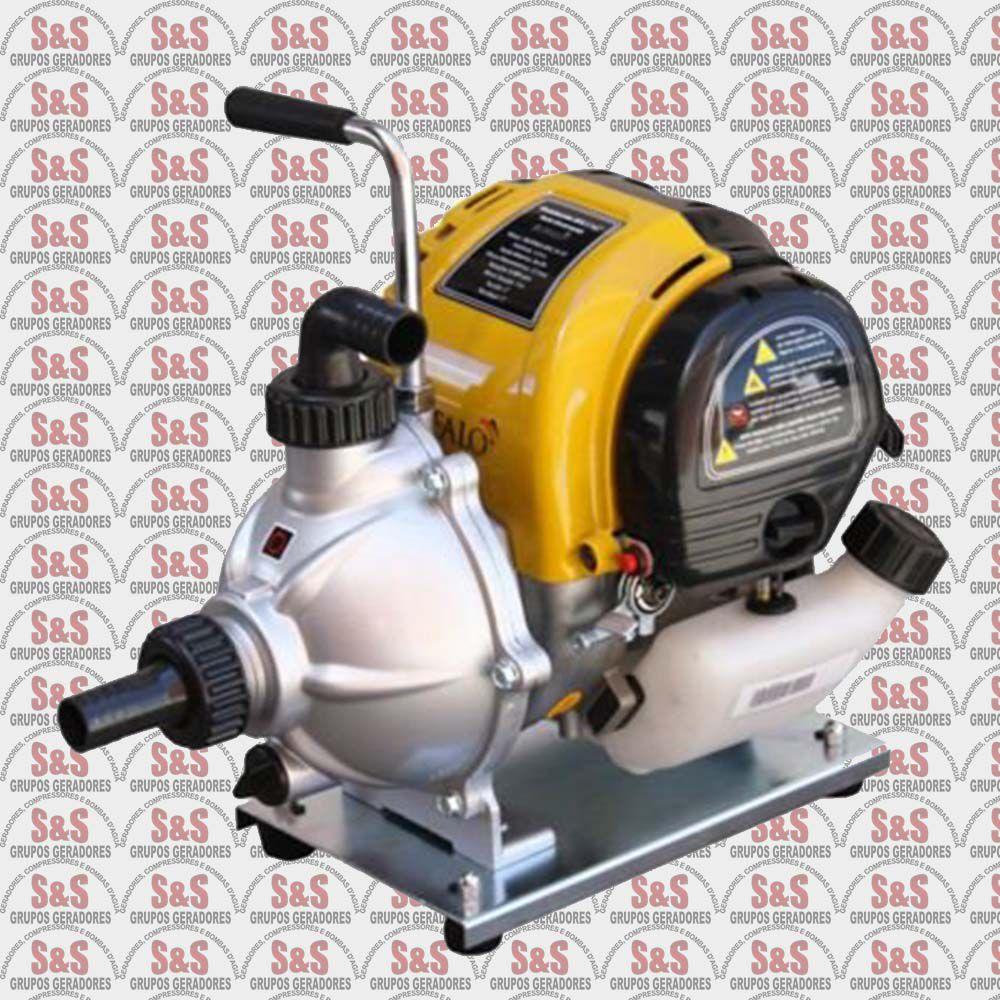 """Motobomba a Gasolina de 1"""" x 1"""" Polegadas - Auto-Escorvante - Motor de 10,0 CV  a 6.500 rpm - MotoBomba 1"""" x 1""""  - Buffalo"""