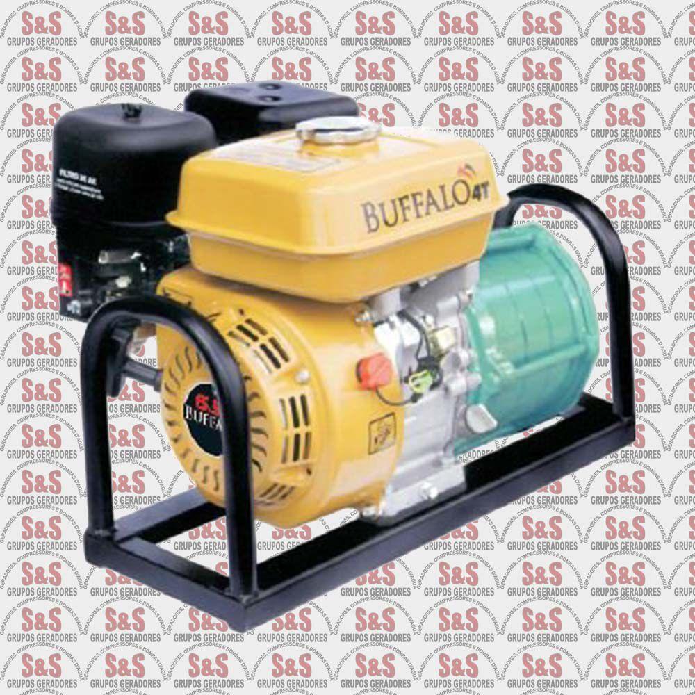 """Motobomba a Gasolina de 1"""" x 1"""" Polegadas - Multi Estagio - Motor de 6,5 CV a 3.600 rpm - BFG P11/4 - Buffalo"""