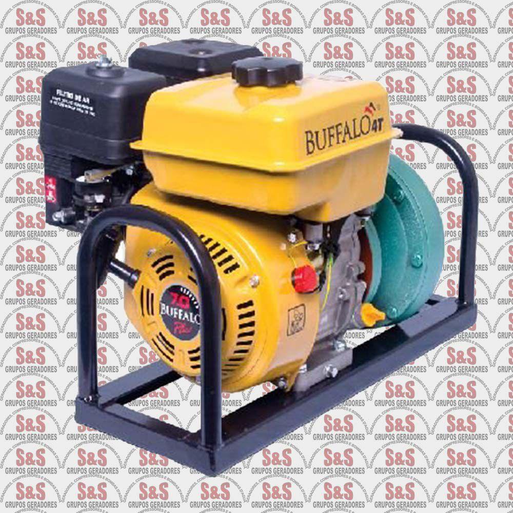 """Motobomba a Gasolina de 2"""" x 1.1/2"""" Polegadas - Mono Estagio - Motor de 7,0 CV a 3.600 rpm - BFG TH18 - Buffalo"""