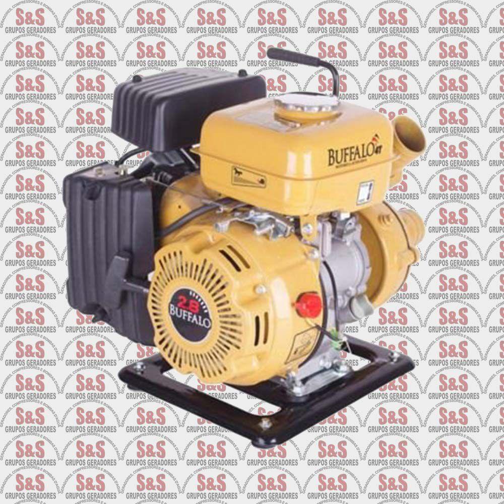 """Motobomba a Gasolina de 2"""" x 2"""" Polegadas - Motor de 2,8 CV a 3600 rpm - BFG 2""""x 2"""" Centrifuga -"""