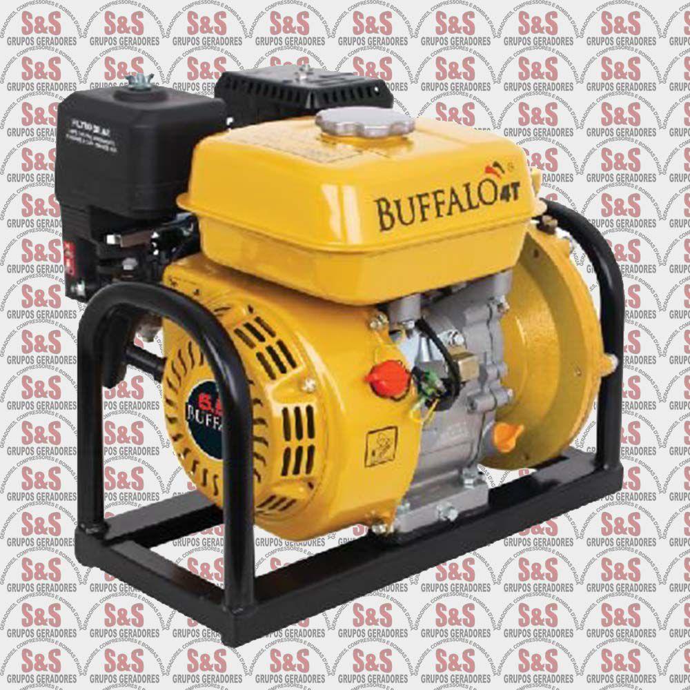 """Motobomba a Gasolina - Motor de 6,5 CV a 3600 rpm - BFG 17 - 1.1/2"""" x 1""""  Centrifuga - Buffalo"""